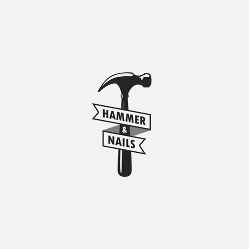 A Hammer logo