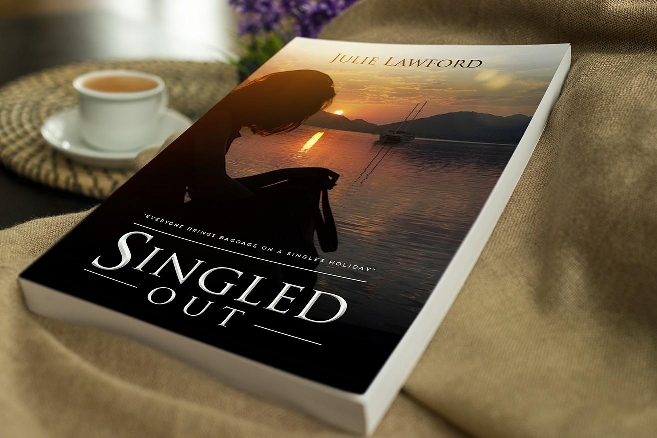 Design a Kindle and paperback book cover for a psychological suspense novel set in Turkey