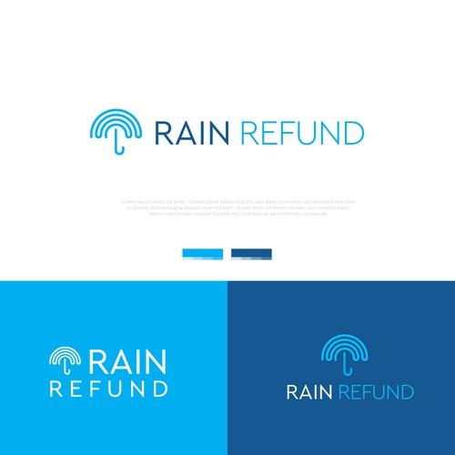 Rain Refund logo