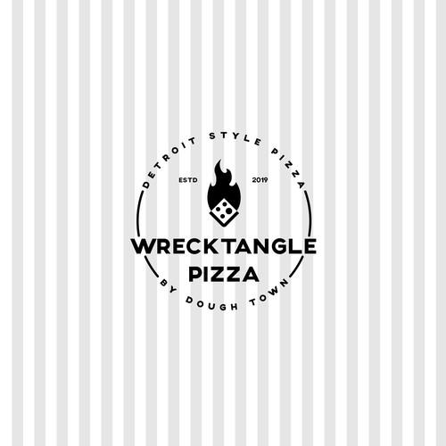 WRECKTANGLE PIZZA