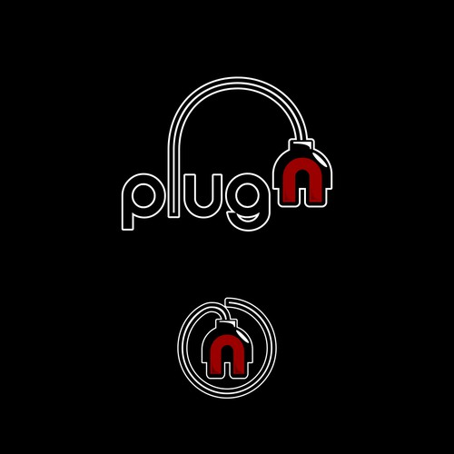 Logo Concept for Plugn