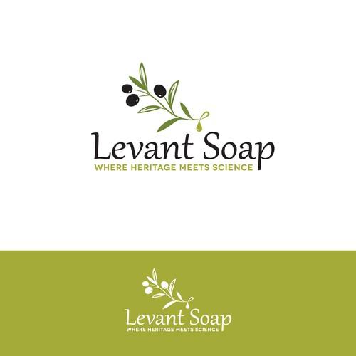 Levant Soap Logo