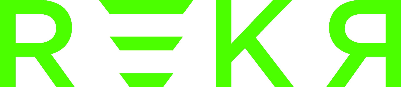 Design the brand logo for Rekr, the next big internet platform.