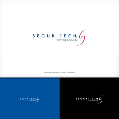 Logo for a Security Technology Provider