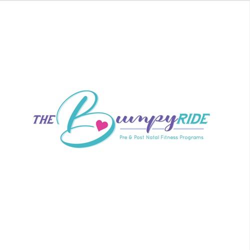 Logo for a Pregnancy Fitness Program