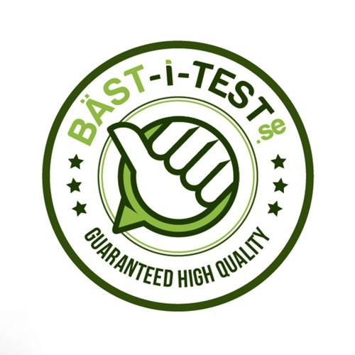 BÄST-i-TEST.se needs a new logo