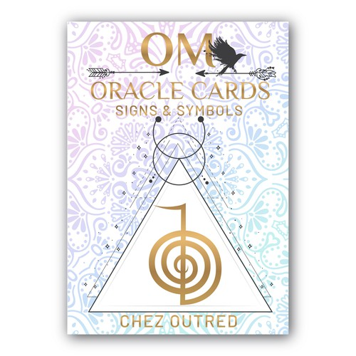 OM oracle cards design