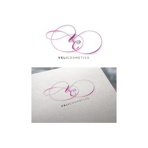Logo concept for Veli Cosmetics