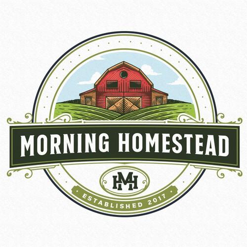 Morning Homestead