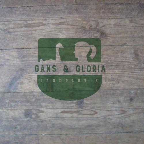 Logo Gans und  Gloria