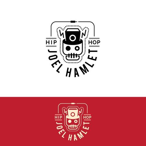 Logo for hip-hop artist