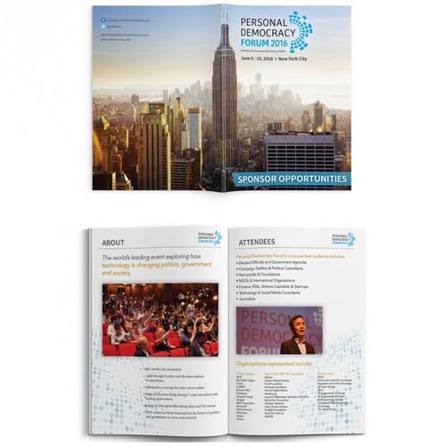 Sponsor Opportunity Booklet