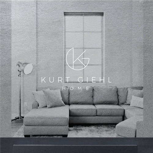Logo design for Kurt Giehl Home.