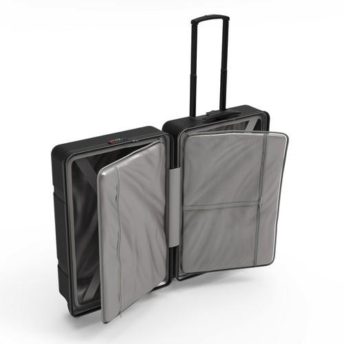 Smart suitcase design