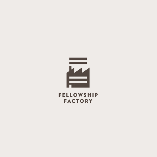Logo concept for 'Fellowship Factory'