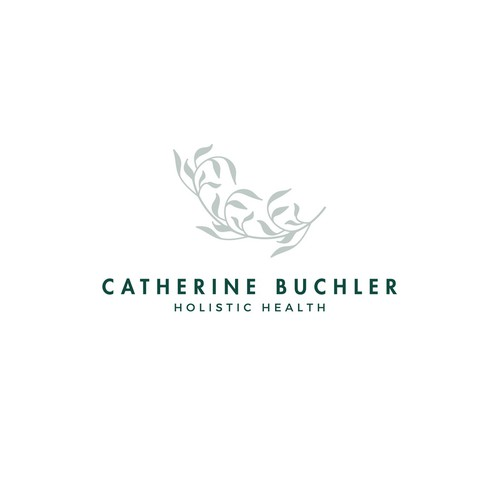 Logo for a holistic health coach