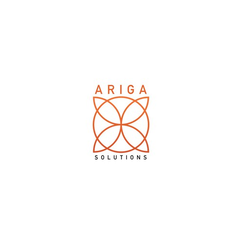 Ariga Solution Logo