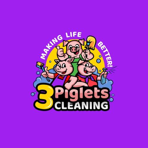 pigs clean
