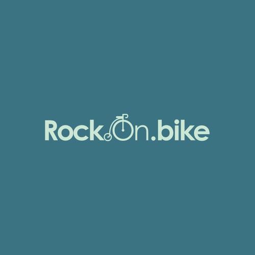 Rock on Bike
