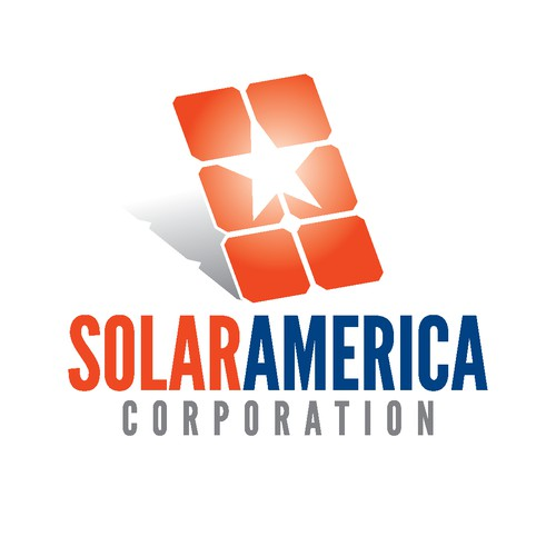 Help Solar America Corporation with a new logo