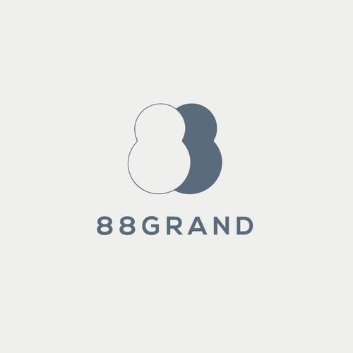 Modern logo concept for teenagers streetwear/clothing brand