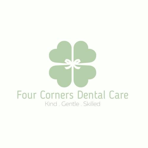 Logo concept for Four Corners Dental Care