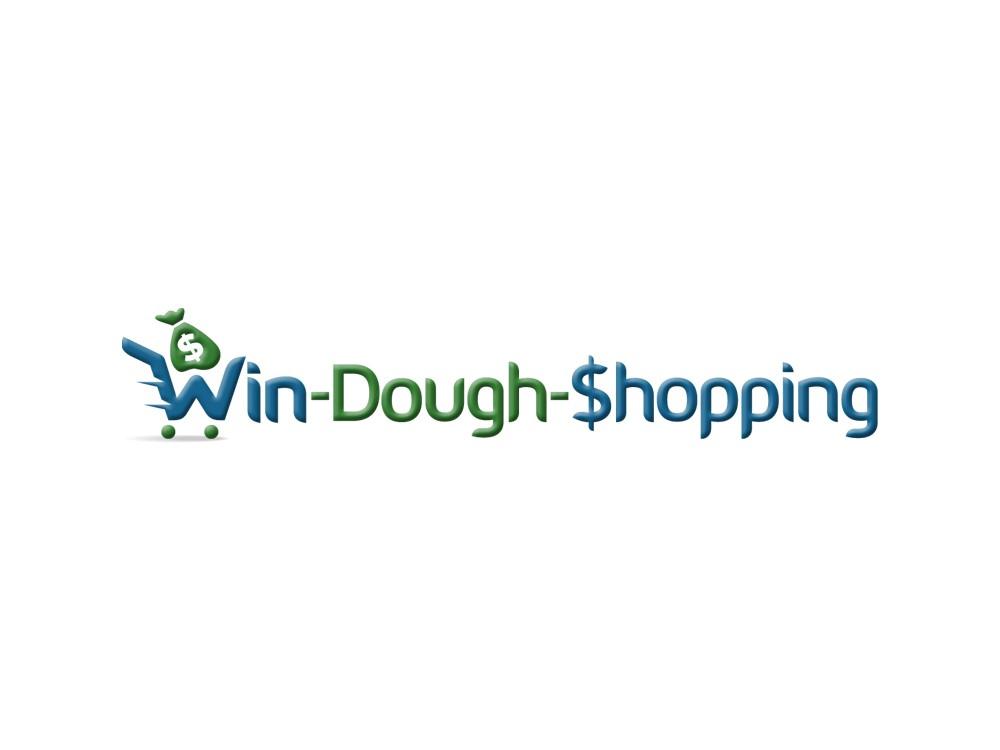 Create the next logo for Win-dough-shopping