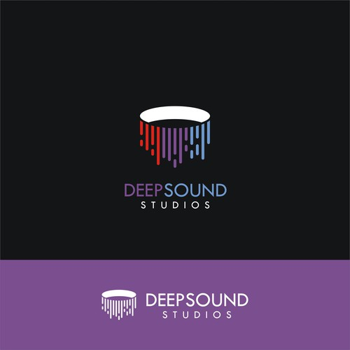 Logo Concept for DeepSound Studios
