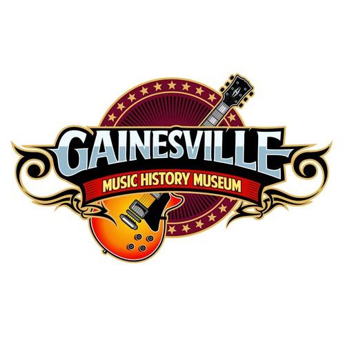 Gainesville Music History Museum logo