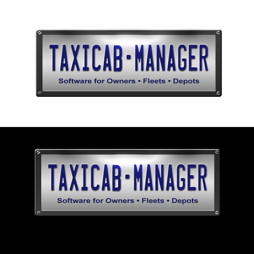 Modernised license plate wanted for TaxiCab Manager