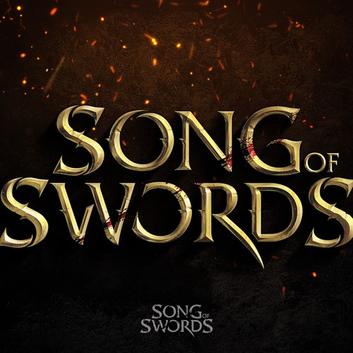 Logo design for Song of Swords
