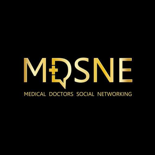A logo for a Medical Social Networking site