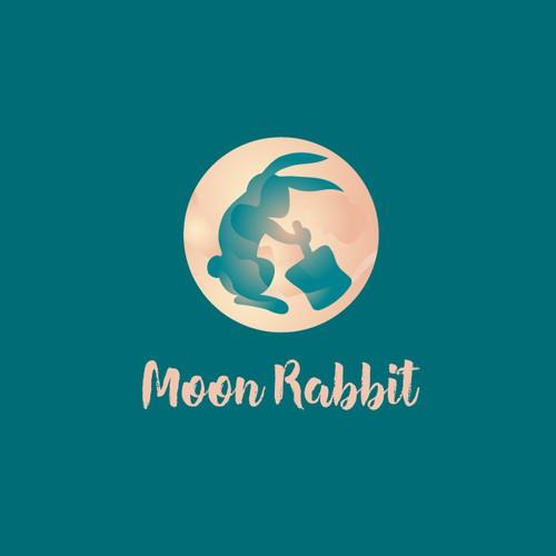 Logo Design for Moon Rabbit