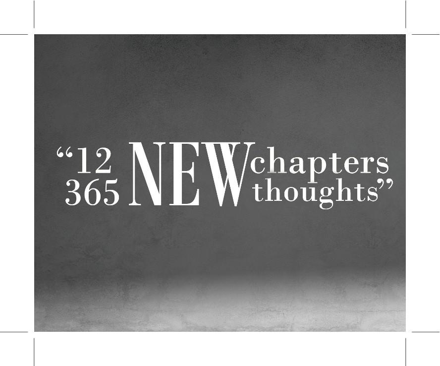 "365 Perpetual ""Quote"" Calendar"
