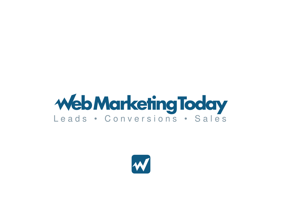 Help Web Marketing Today with a new logo