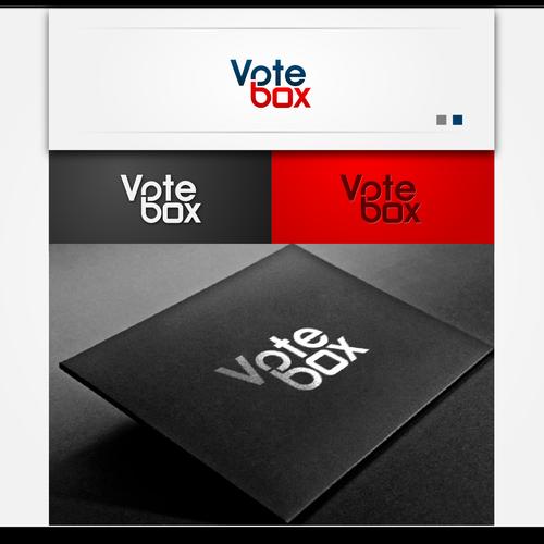 VoteBox needs a new logo