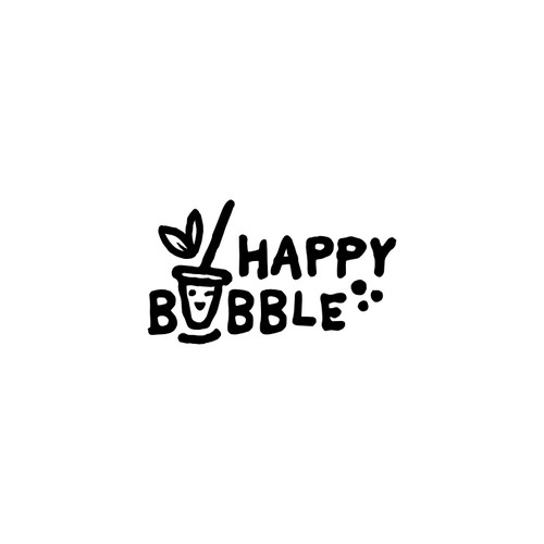 Happy Bubble needs a new logo