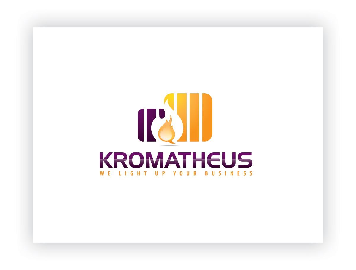 Help KROMATHEUS with a new logo