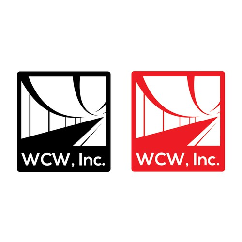Create an innovate logo for a bridge welding company!