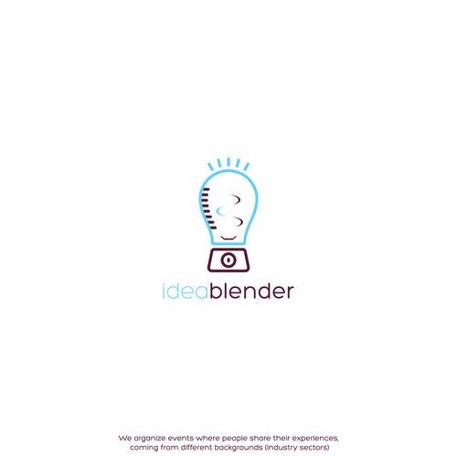 Logo for ideablender