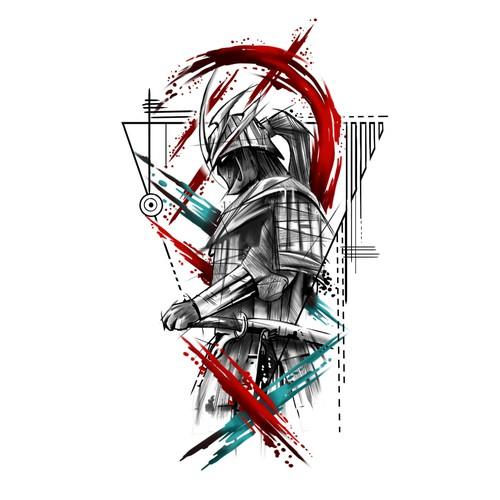 Geometric ninja