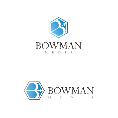 Bowman Media needs a new logo & business card