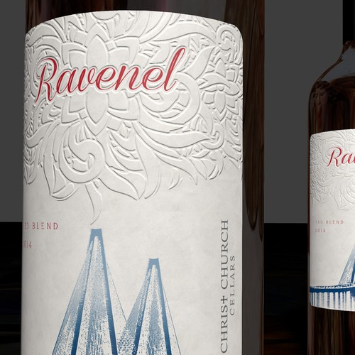 Ravendel Red Blend Wine