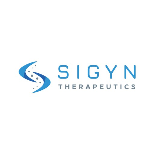 Modern Logo for Sigyn Therapeutics