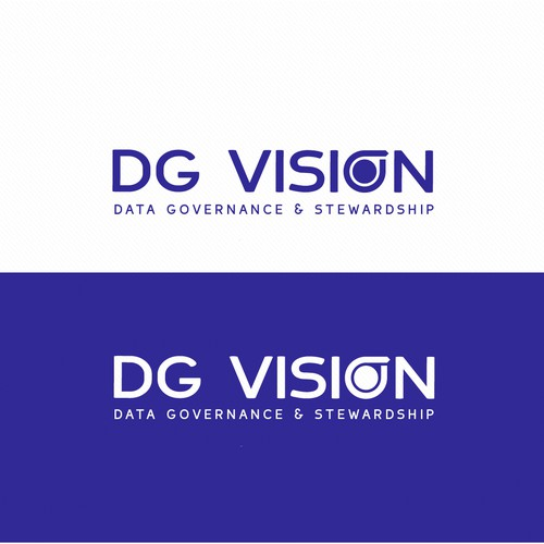 Data Technology DG Vision Logo Brand
