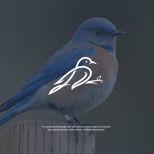 Luxury logos for the Kudubird company