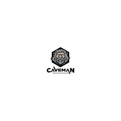 Logo Concept for Caveman Performance