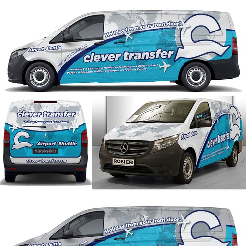 Bus design clever transfer