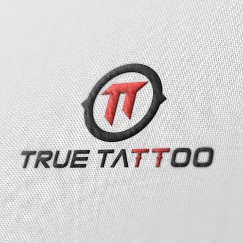 Tattoo shop concept.