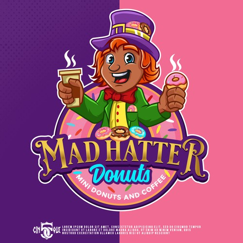 MAD HATTER DONUTS